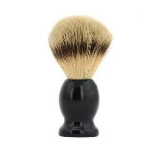 Pamatuf barbierit din par de bursuc, Organique imagine
