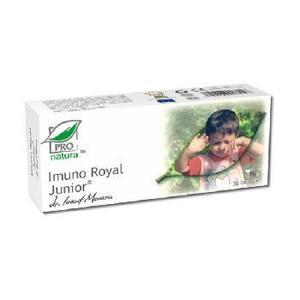 Imuno Royal Junior 30cps Pro Natura imagine