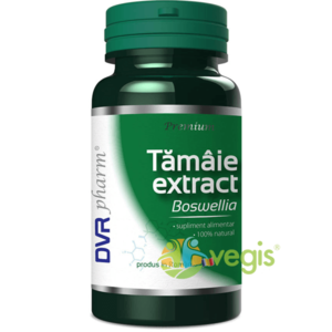 Tamaie Extract (Boswellia) 30cps imagine