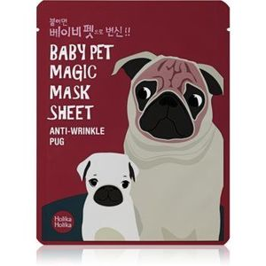 Holika Holika Magic Baby Pet masca pentru celule cu efect antirid imagine