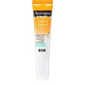 Neutrogena Clear & Defend gel topic pentru acnee imagine