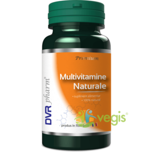 Multivitamine Naturale 30cps imagine