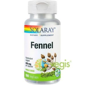 Fennel 450mg 100cps (Fenicul) imagine