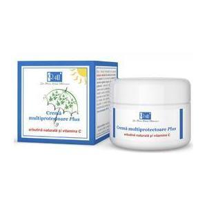 Crema Multiprotectoare Plus Tis Farmaceutic, 50 ml imagine