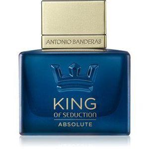 Antonio Banderas King of Seduction Absolute eau de toilette pentru bărbați imagine