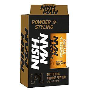 NISH MAN - Pudra de volum 20 gr imagine