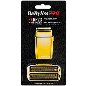 BABYLISS - Folie + Cutit - shaver FX02 Gold imagine