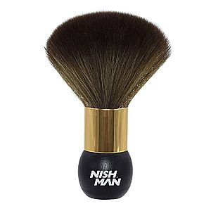 NISH MAN - Pamatuf frizerie par fin - 14, 5 cm imagine