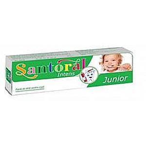 Pasta de Dinti Santoral Intens Junior Santo Raphael. 50 g imagine