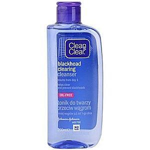 Clean & Clear Blackhead Clearing loțiune pentru față impotriva punctelor negre imagine