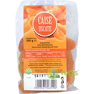 Caise Uscate 100g imagine