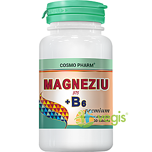 Magneziu 375mg 30tb imagine
