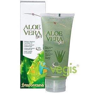 Gel Cu Aloe Vera 100ml imagine
