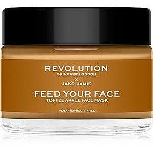 Revolution Skincare X Jake-Jamie Toffee Apple masca de hidratare profundă imagine
