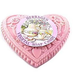 Sapun Vegetal Candy Herbagen, 75 g imagine
