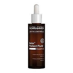 Fluid Protectie Solara SPF 50 - Dr. Christine Schrammek Solar + Protect Fluid SPF 50, 50 ml imagine