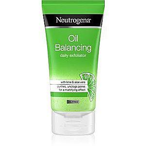 Neutrogena Oil Balancing peeling racoritor imagine