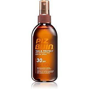 Piz Buin Tan & Protect ulei protector pentru accelerarea bronzului SPF 30 imagine