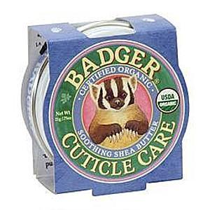 Mini Balsam pentru Cuticule si Unghii Badger, 21g imagine