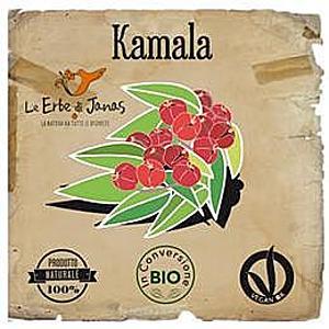 Pudra Ayurvedica de Kamala Le Erbe di Janas, 100g imagine