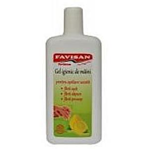 Gel igienic de maini fara clatire Favisan, 125 ml imagine