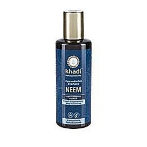 Sampon Antimatreata cu Neem Khadi, 210 ml imagine