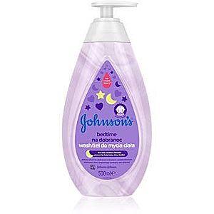 Johnsons's® Bedtime gel de curățare pentru un somn liniștit pentru pielea bebelusului imagine