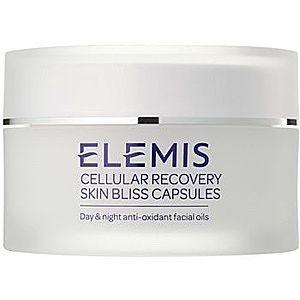 Elemis Advanced Skincare Cellular Recovery Skin Bliss Capsules Ulei facial antioxidant pentru zi și noapte în capsule imagine
