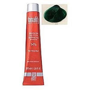 Vopsea Crema Permanenta Luxury Green Light, nuanta Green, 100 ml - Corector imagine