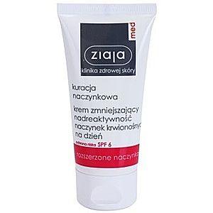 Ziaja Med Capillary Care crema hidratanta delicata pentru piele sensibila si predispusa la roseata SPF 6 imagine