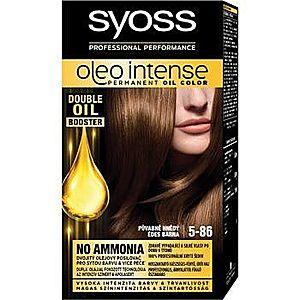 Syoss Oleo Intense Culoare permanenta pentru par cu ulei imagine