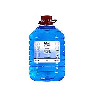 IGEL - Gel dezinfectant bactericid pentru maini - 5000ml imagine