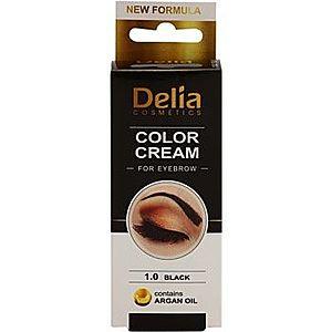 Delia Cosmetics Argan Oil culoare pentru sprancene imagine