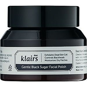 Klairs Gentle Black exfoliere si hidratare faciala imagine
