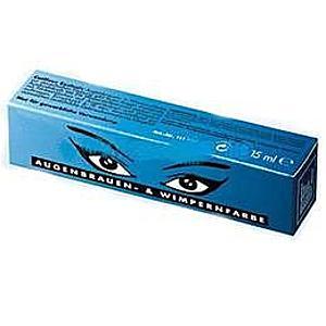 Vopsea MC pentru Gene si Sprancene, nuanta Negru Albastrui, Comair Professional 15 ml imagine