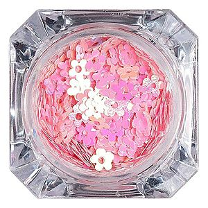 Paiete Unghii LUXORISE Lovely Flowers #09 imagine