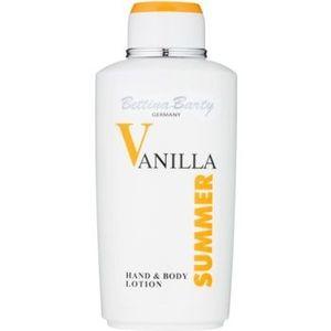 Bettina Barty Classic Summer Vanilla lapte de corp pentru femei imagine