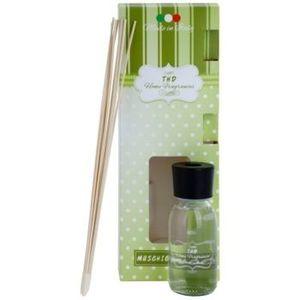 THD Home Fragrances Muschio Bianco aroma difuzor cu rezervã imagine