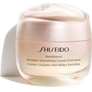 Shiseido Benefiance Wrinkle Smoothing Cream Enriched crema anti rid de zi si de noapte pentru tenul uscat imagine