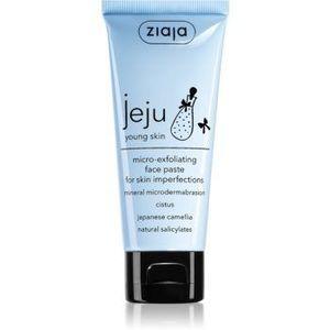 Ziaja Jeju Young Skin pasta pentru exfoliere imagine