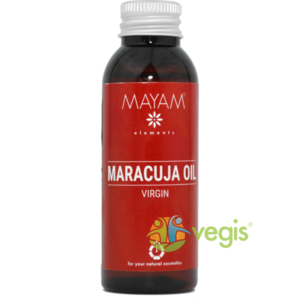 Ulei de Fructul Pasiunii (Maracuja) Virgin 50ml imagine