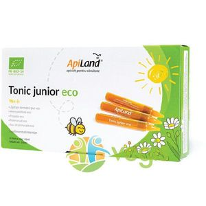 Tonic Junior Ecologic/Bio 10 fiole imagine