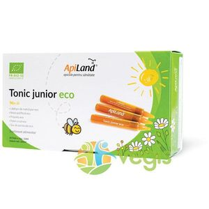 Tonic Junior Ecologic/Bio 20 fiole imagine
