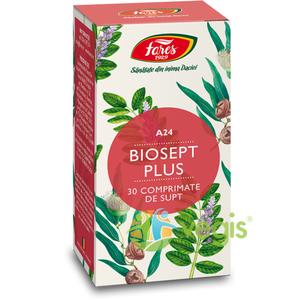Biosept Plus (A24) 30cpr Masticabile imagine