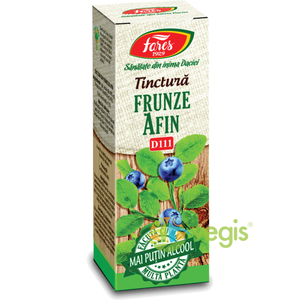 Tinctura din Frunze de Afin (D111) 50ml imagine