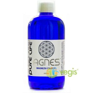 Magneziu coloidal M+ AGNES 50ppm 480ml imagine