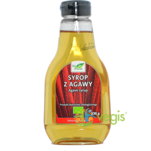 Sirop De Agave Ecologic/Bio 330g(239ml) imagine