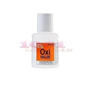 KALLOS EMULSIE OXIDANTA 60 ML 6 % imagine