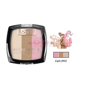 ASTOR FACE BEAUTIFIER CONTOURING PALETTE LIGHT 001 imagine