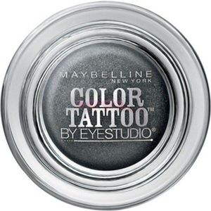 MAYBELLINE COLOR TATTOO 24H EYESHADOW IMMORTAL CHARCOAL 55 imagine